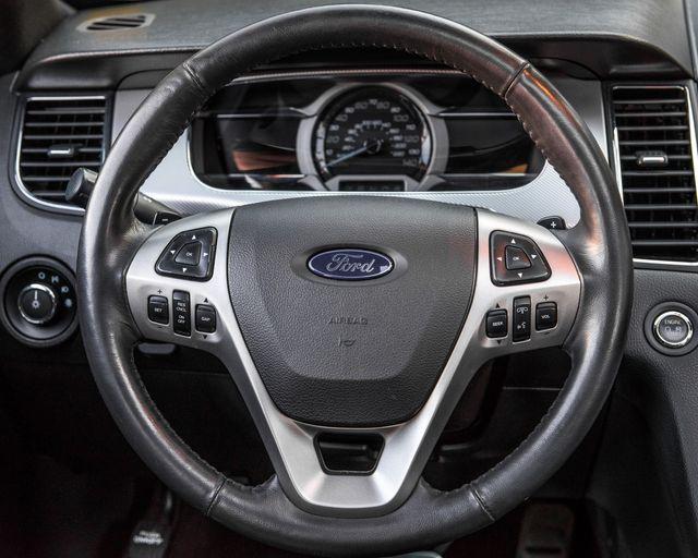 2015 Ford Taurus SHO Burbank, CA 16