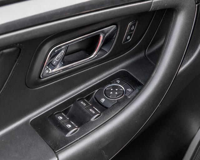 2015 Ford Taurus SHO Burbank, CA 27