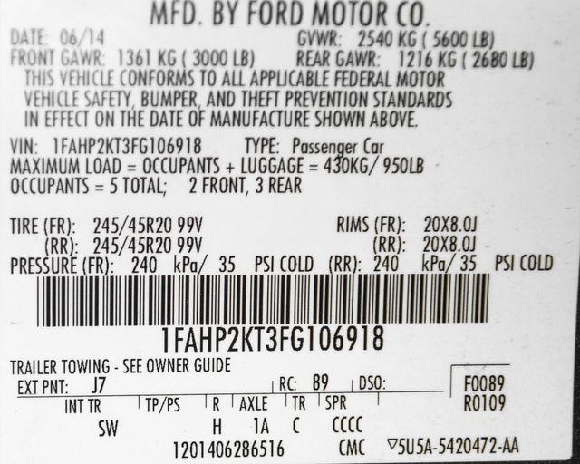 2015 Ford Taurus SHO Burbank, CA 36