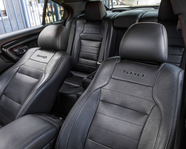 2015 Ford Taurus SHO Burbank, CA 8