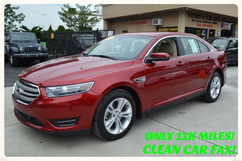 2015 Ford Taurus SEL  city New  Father  Son Auto Corp   in Lynbrook, New