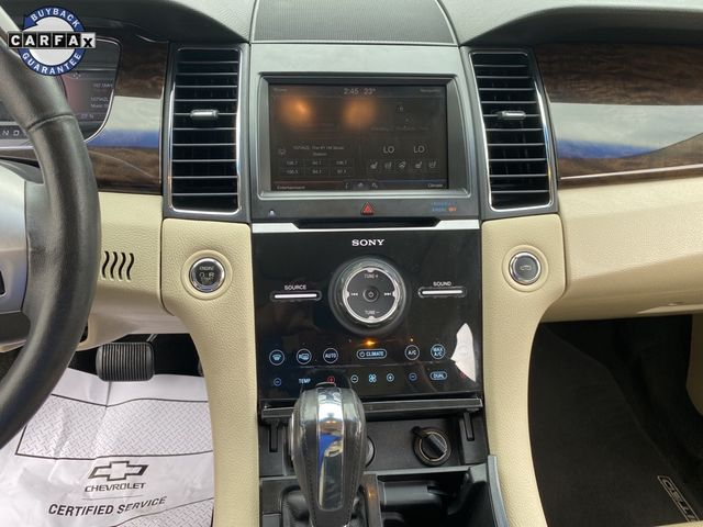 2015 Ford Taurus Limited Madison, NC 35