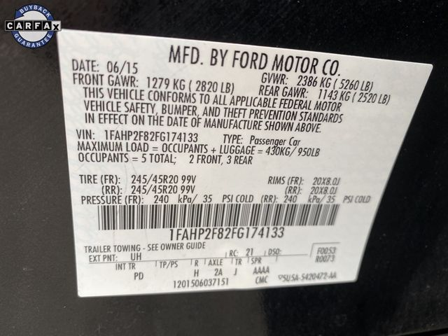 2015 Ford Taurus Limited Madison, NC 43