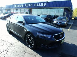 2015 Ford Taurus AWD SHO Navigation, Lane Keep, Adaptive Cruise,  | Rishe's Import Center in Ogdensburg,Potsdam,Canton,Massena,Watertown,  New York