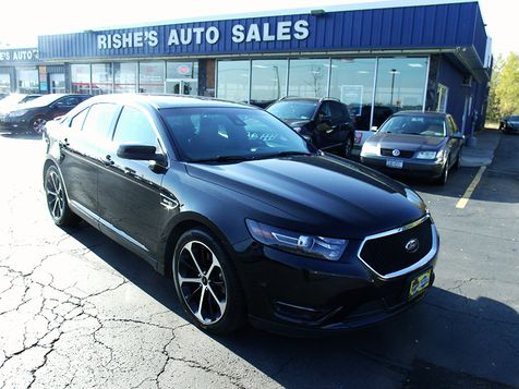 2015 Ford Taurus AWD SHO Navigation, Lane Keep, Adaptive Cruise,  | Rishe's Import Center in Ogdensburg, New York