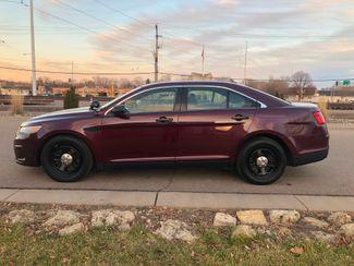 2015 Ford Taurus AWD Police Osseo, Minnesota 2