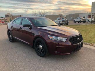 2015 Ford Taurus AWD Police Osseo, Minnesota 1