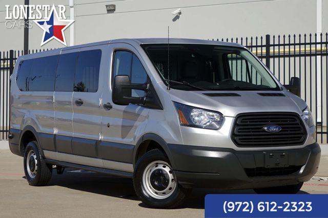 "2015 Ford Transit 250 Cargo Van Clean Carfax One Owner 148"" Wheel Base"