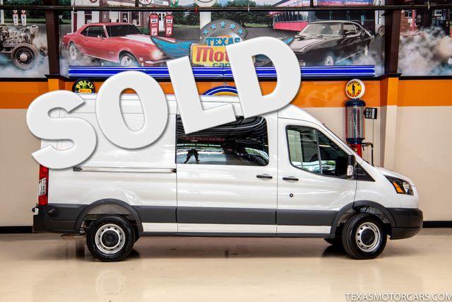 2015 Ford Transit Cargo Van Commercial