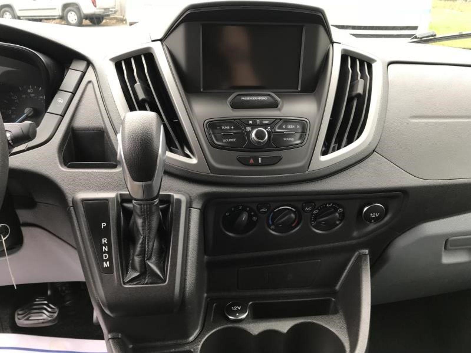 2015 Ford Transit Cargo Van T 350 City Pa Pine Tree Motors Wagon Interior In Ephrata
