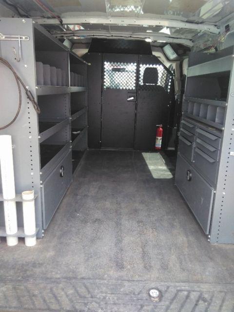 2015 Ford Transit Cargo Van Base Madison, NC 3