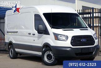 2015 Ford Transit Cargo Van Medium Roof Diesel in Plano Texas, 75093