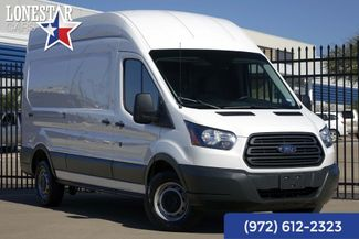 2015 Ford Transit T250 Cargo High Roof Warranty Clean Carfax 1Owner 10K in Plano Texas, 75093