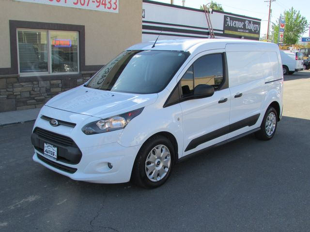 2015 Ford Transit Connect XLT Cargo Van