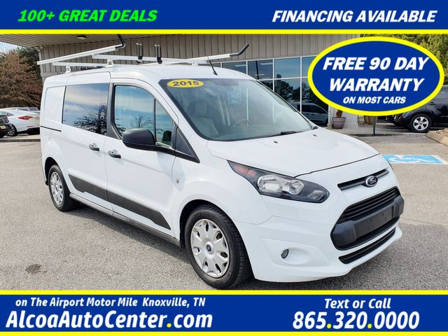 2015 Ford Transit Connect XLT 1.6L ECOBOOST