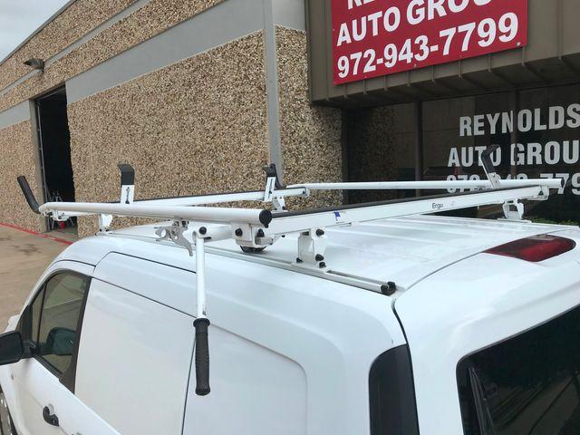 2015 Ford Transit Connect XL w/Ladder Rack/Shelves/Bins/Bulkhead in Plano, Texas 75074