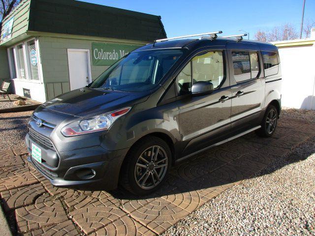 2015 Ford Transit Connect Wagon Titanium