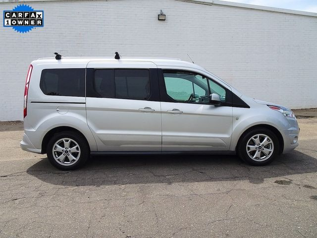 2015 Ford Transit Connect Wagon Titanium Madison, NC 1