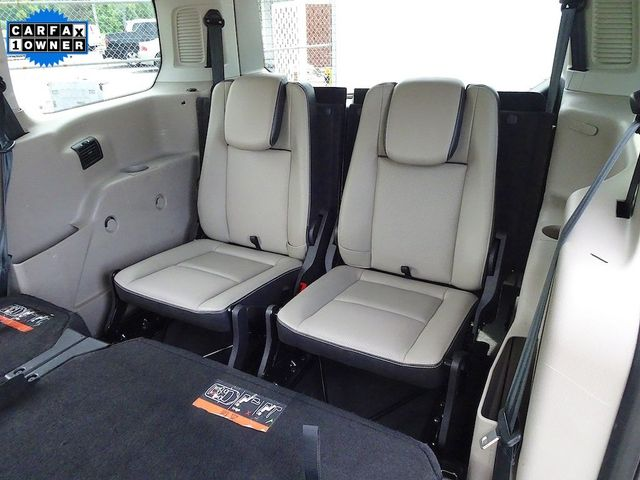2015 Ford Transit Connect Wagon Titanium Madison, NC 31