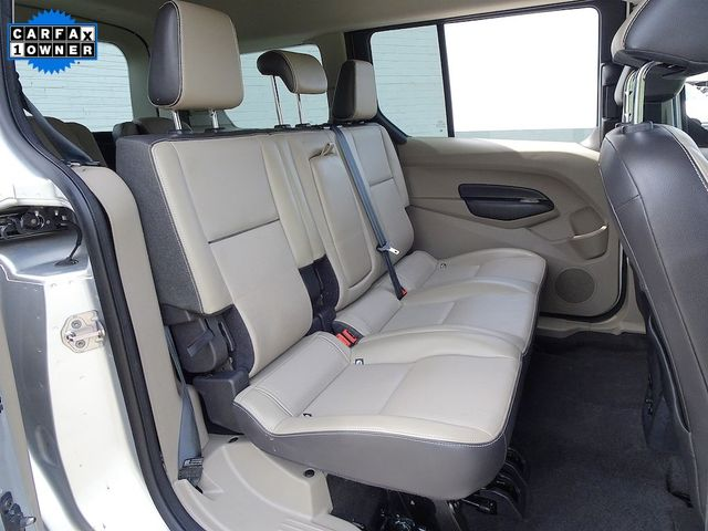 2015 Ford Transit Connect Wagon Titanium Madison, NC 34