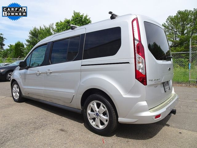 2015 Ford Transit Connect Wagon Titanium Madison, NC 4