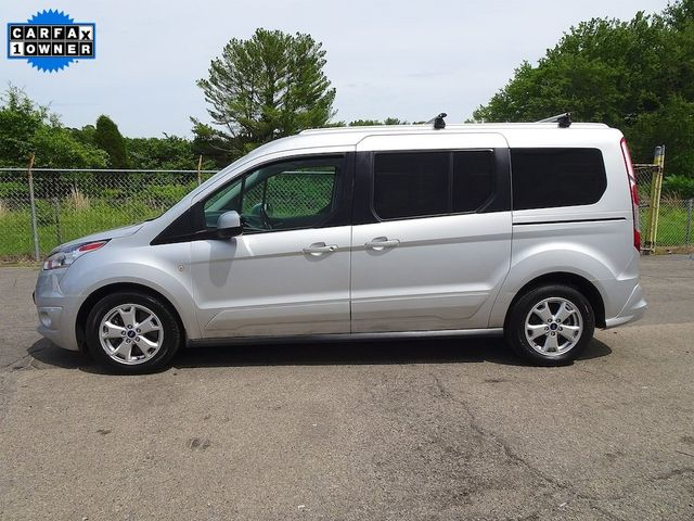 2015 Ford Transit Connect Wagon Titanium Madison, NC 5