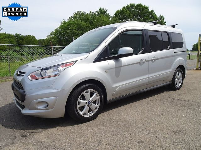2015 Ford Transit Connect Wagon Titanium Madison, NC 6