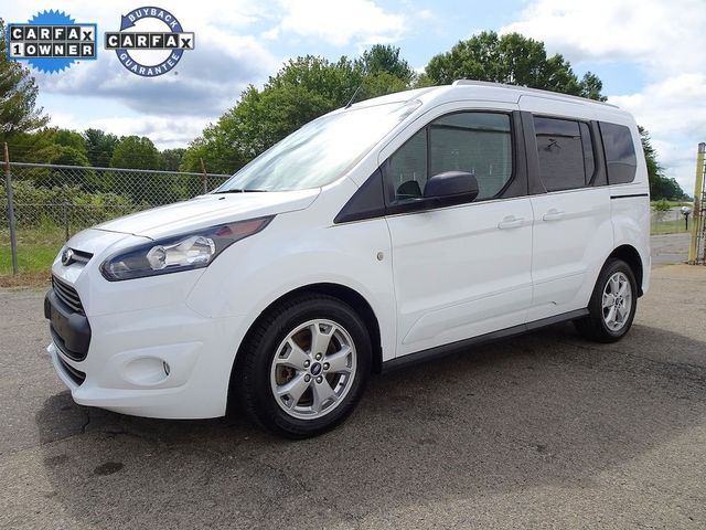 2015 Ford Transit Connect Wagon XLT Madison, NC 6