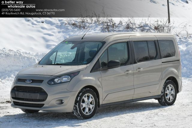 2015 Ford Transit Connect Wagon XLT Naugatuck, Connecticut