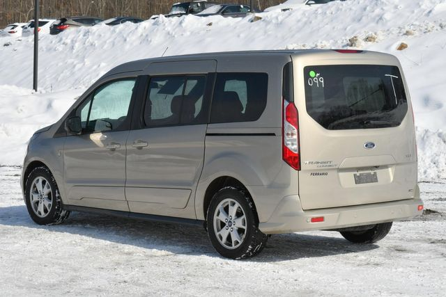 2015 Ford Transit Connect Wagon XLT Naugatuck, Connecticut 4