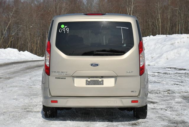 2015 Ford Transit Connect Wagon XLT Naugatuck, Connecticut 5
