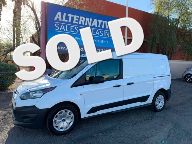 2015 Ford Transit Connect XL 3 MONTH/3,000 MILE NATIONAL POWERTRAIN WARRANTY Mesa, Arizona