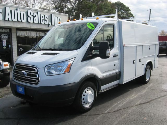 2015 Ford Transit Cutaway T-350 HD Richmond, Virginia 1