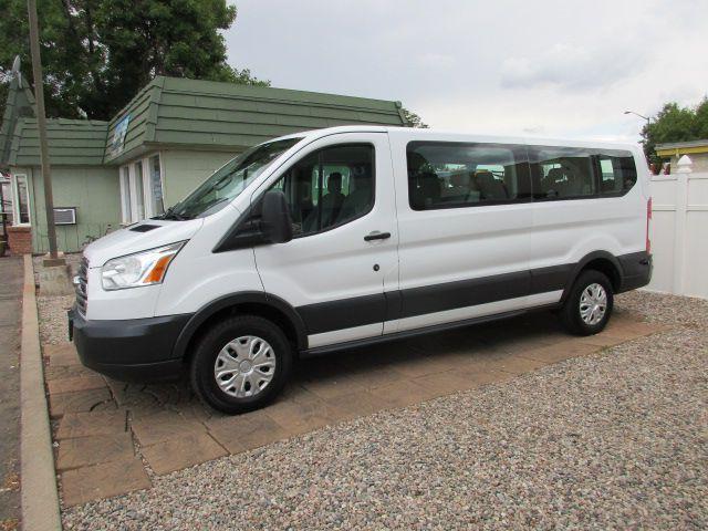 2015 Ford Transit Wagon XLT 15 Passenger