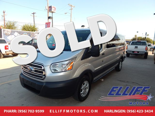 2015 Ford Transit Wagon XLT 12 PASS