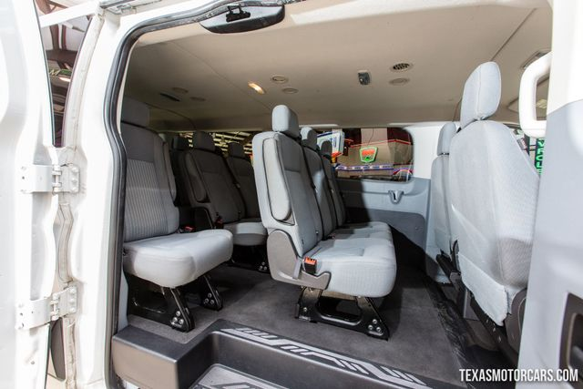 2015 Ford Transit Wagon XLT in Addison, Texas 75001