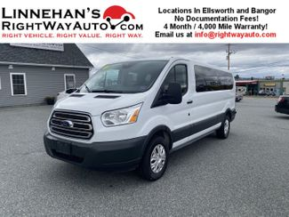 2015 Ford Transit Wagon in Bangor, ME