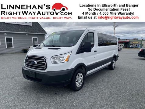 2015 Ford Transit Wagon XL in Bangor