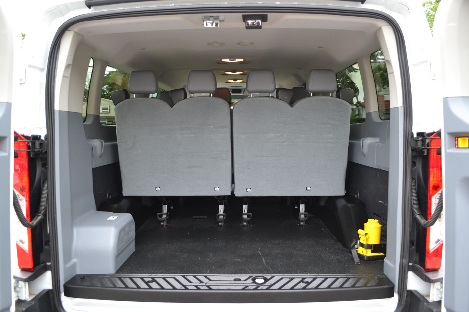2015 Ford Transit Wagon Xl City New Father Son Auto Corp Interior In Lynbrook