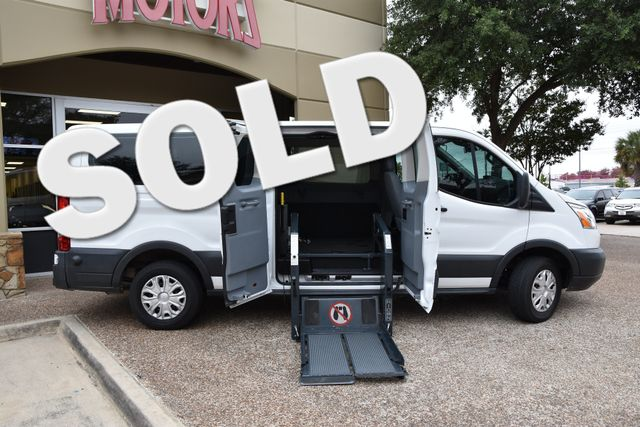 2015 Ford Transit WheelChair Accessible XLT HANDICAP