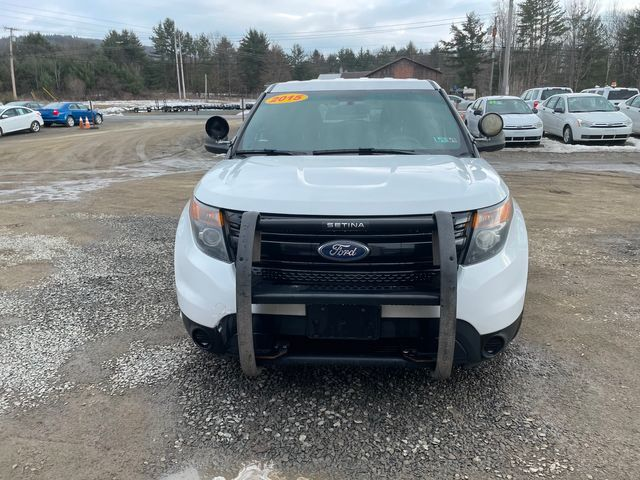 2015 Ford Utility Police Interceptor Hoosick Falls, New York 1