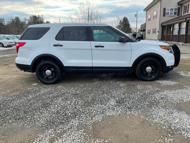 2015 Ford Utility Police Interceptor Hoosick Falls, New York 2