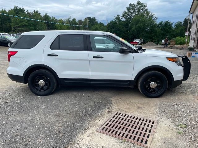 2015 Ford Utility Police Interceptor Hoosick Falls, New York 2
