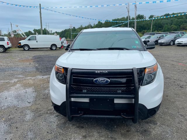 2015 Ford Utility Police Interceptor Hoosick Falls, New York 1