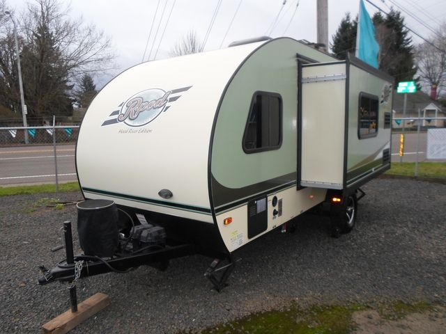2015 Forest River R-Pod Hood River Edition 179 Salem, Oregon 1
