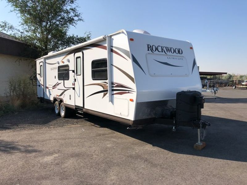 2015 Forest River Rockwood Ultra 2702SS | West Bountiful, Ut | Top Line Auto Sales
