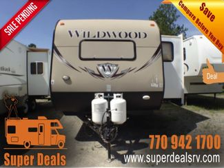 2015 Forest River Wildwood 29FKBS in Temple, GA 30179