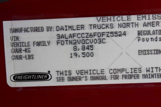 2015 Freightliner M2 106 SportChassis RHA 114 Luxury Ranch Hauler CONROE, TX 58