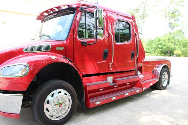 2015 Freightliner M2 106 SportChassis RHA 114 Luxury Ranch Hauler CONROE, TX 7