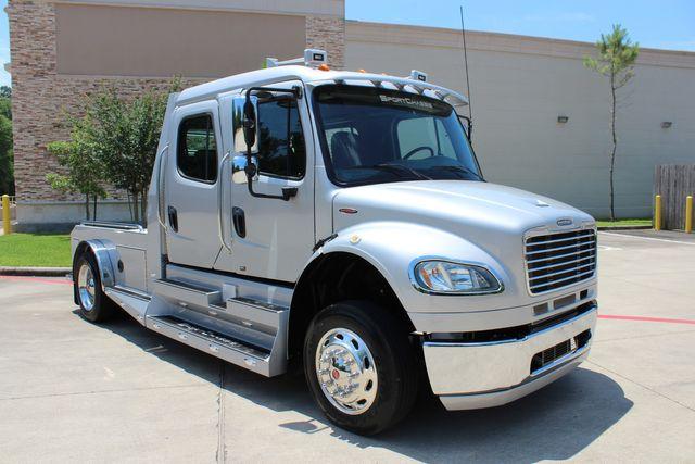 2015 Freightliner M2 106 SPORTCHASSIS RHA LUXURY HAULER TRUCK CONROE, TX 19